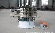 table salt vibrating probability screen for salt line refinery