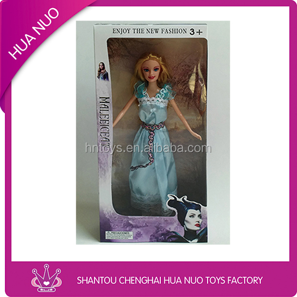 Customize wholesale barbiee doll pretty lovely princess dolls