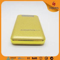 20000mAh New online japan battery cells gold power bank made in japan