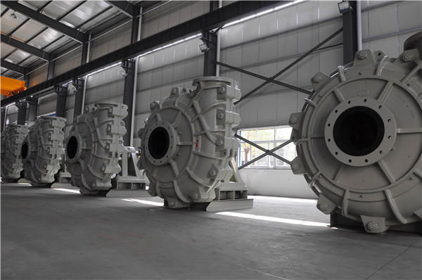 Hot sale slurry pump for gold mine