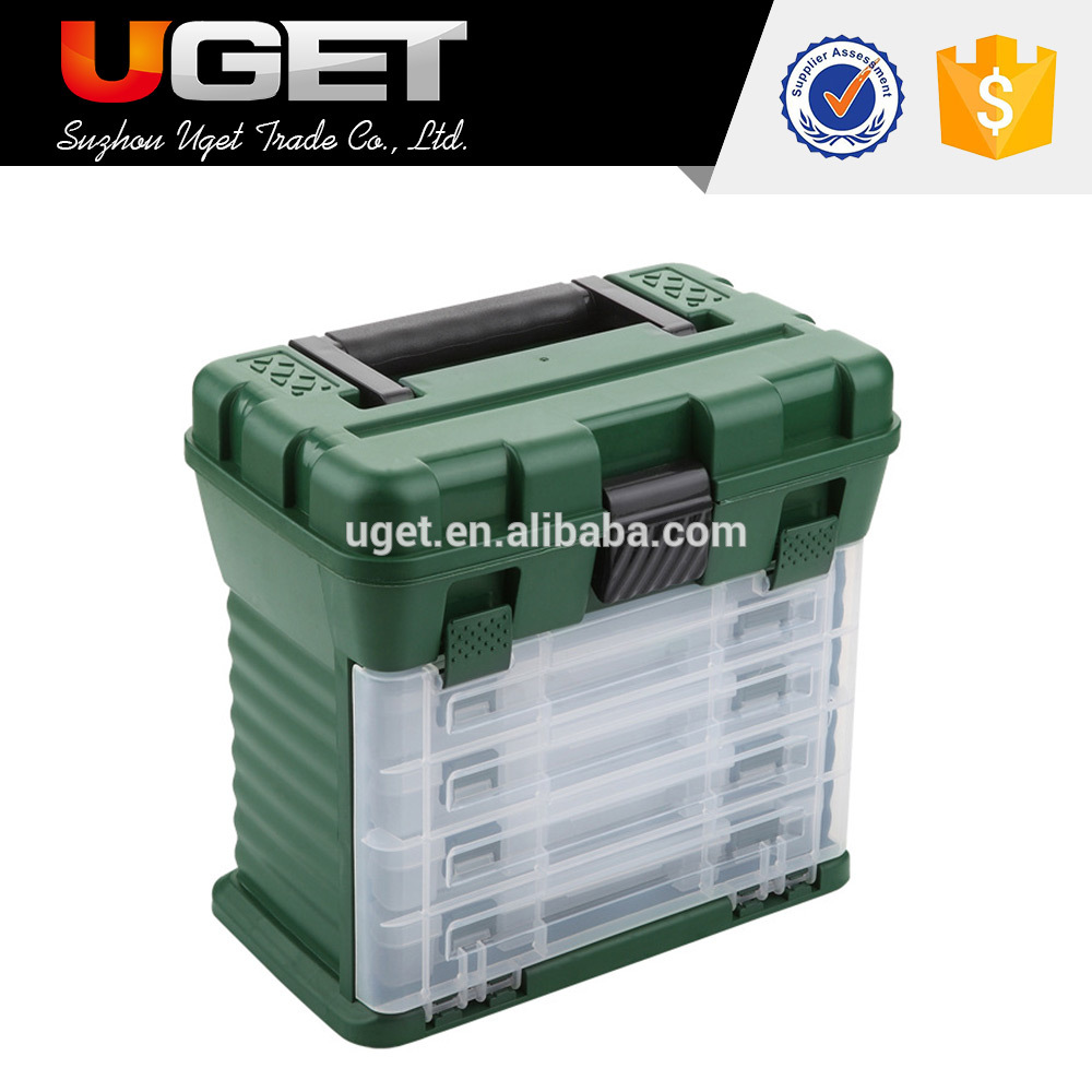 Modern design fishing tackle box waterproof made in China