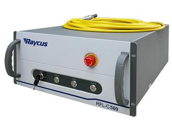Raycus fiber laser power source 500W , RFL-C500