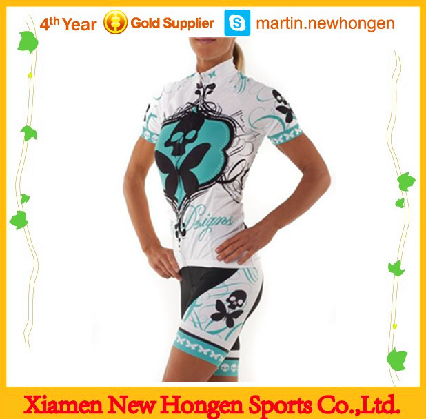 Custom Compression Lycra Womens Triathlon clothing