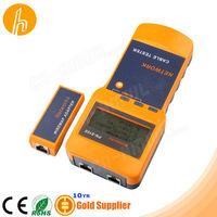 RJ 45 LCD Insulation Tester