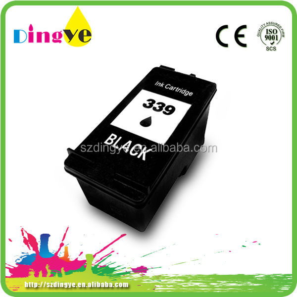 cheap wholesale remanufactured ink cartridge for hp339(C8767E)