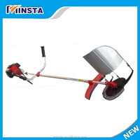 Alibaba recommend hot sale Gasoline mini rice and wheat cutting machine