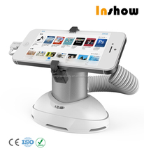 Mobile phone security display anti-theft stand smartphone alarm holder loss prevention for phone retail
