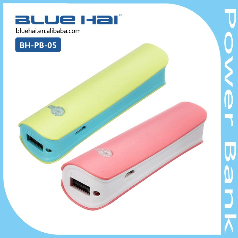High Quality Kinetic Energy Aluminum Power Bank Phone Charger Wholesale