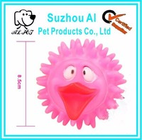 Factory Direct High Quality Nontoxic Small Birds Rubber Dog Toy