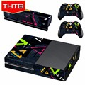 Protective Skin Decal Sticker For Xbox One Console