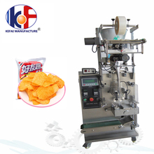 Automatic combination measure cup and electric multi head weight for nut rice grain chips puffed food packaging machine