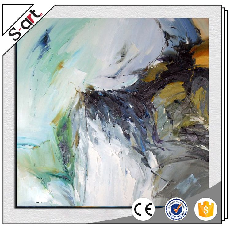 Special customized hot-sale wall art abstract modern oil painting