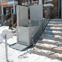 Good quality wheelchair lift with lock