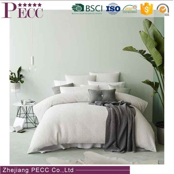 BS-0089 Wholesale Comfortable Natural Comfort Polyester Heart Bedding Set Baby