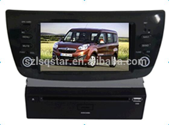 Hot Selling!!LSQ Star Android 4.2 car stereo for OPEL Combo 2012 with Canbus/3G/Wifi/SWC/DVD/Radio/BT/USB/ATV