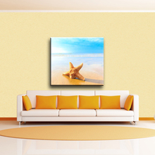 Contracted large Sea Landscape Canvas Printings art For Living Room