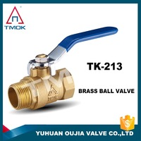 "brass ball valve forged 1/2"" male thread with high pressure online shopping china supplier allibaba com"