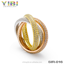 light weight gold vogue jewelry wedding ring without stone in ghana
