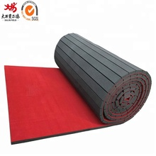 Flexi roll carpet cover wrestling mat for competition and training