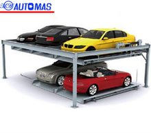 High Quality Hydro-Park two layers lifting and moving Car Parking system
