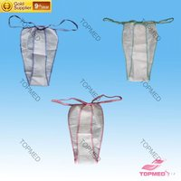 PP panty,Nonwoven panty for man,PP man panty