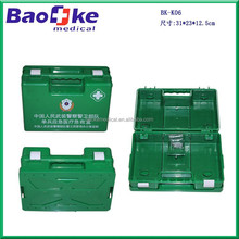 BK-K06 Top Quality Portable First Aid Kit Outdoor Camping Emergency Survival Kit Military Big Car First Aid Kit Box