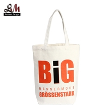 High Quality Promotional Custom Cotton Canvas Tote Bag