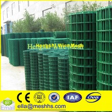 1x1 pvc coated welded wire mesh(hengshi manufacture)