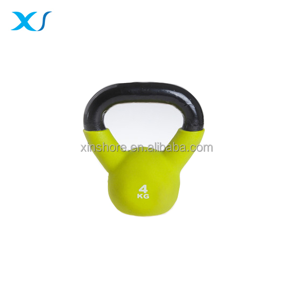 4 KG Iron Kettlebell Set For Home Exercise , Fitness Workout
