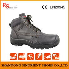 Stylish composite toe cap protection High cut safety shoes philippines SNB113A