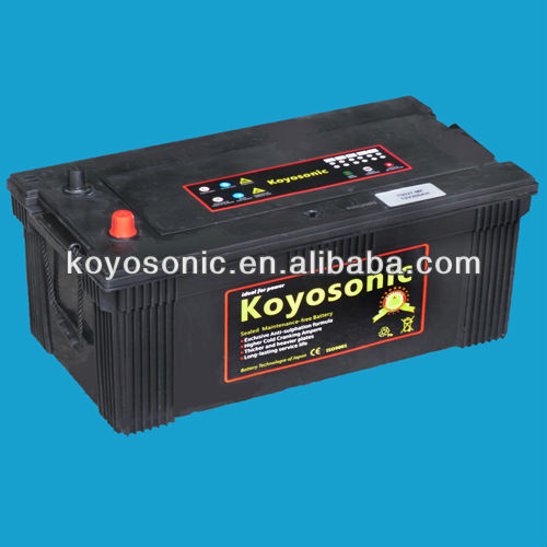 12V200AMP Volvo Car Battery