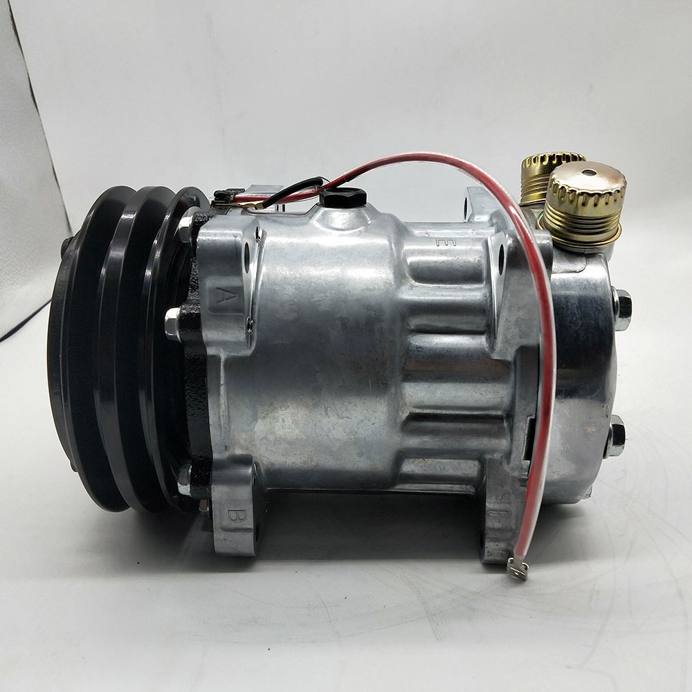 OE# 88320-48080 88310-48040 Auto Air Conditioning Compressor For Toyota Camry