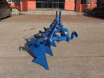 3 point best steel furrow plough for sale with 5 blades