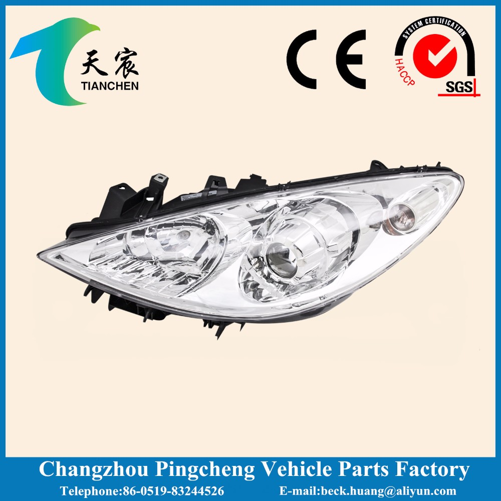head light and head lamp or car headlight restoration for peugeot 307 6206.87