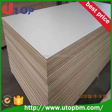 melamine plywood 4x8 sheets with finger jointed core