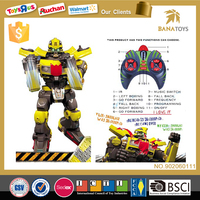 New arrival figure tobot transforming toy music rc robot