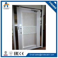 hydraulic luxurious electric elevator home