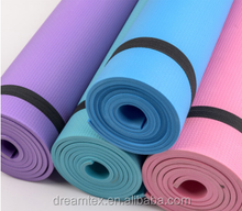 Wholesale Custom Pure color EVA Yoga Mat Movement Outdoor Camping Moistureproof Mat