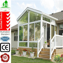 House plans aluminum conservatory sunroom with portable style