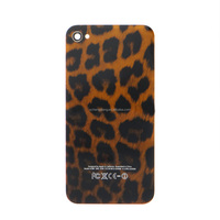 Leopard Skin Hard Back Phone Case Cover For Apple Iphone 4 4g 4s
