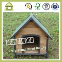 SDD08 Good Design Wood Garden Dog House