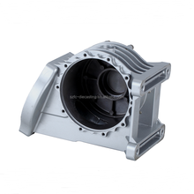 Custom aluminum die casting engine part for pump valve ISO certificated OEM china supplie