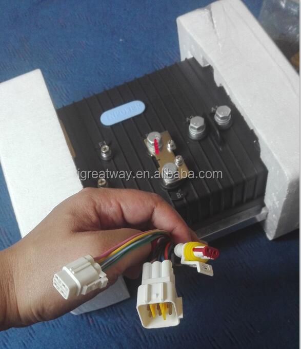 48v 400A separately excited DC motor speed controller ipMC1568-4840