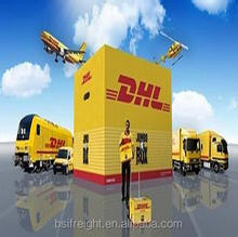 DHL Express door to door Courier Services from China to Thailand including customs clearances
