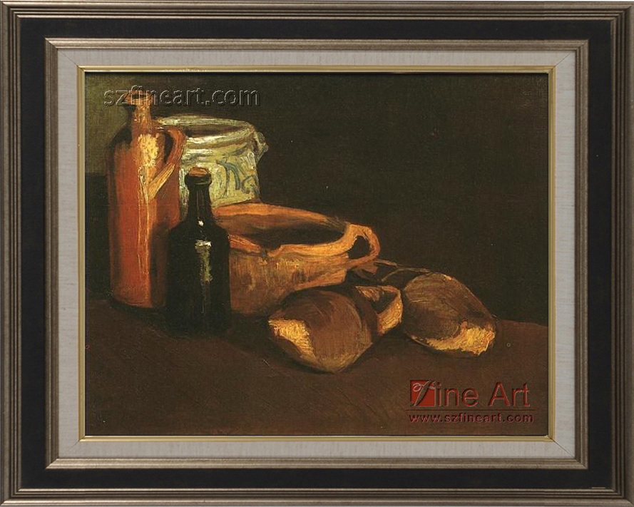 Impression Old Master Still Life Oil painting