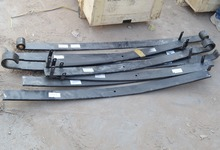 bus leaf spring steel for zk6831 yutong bus