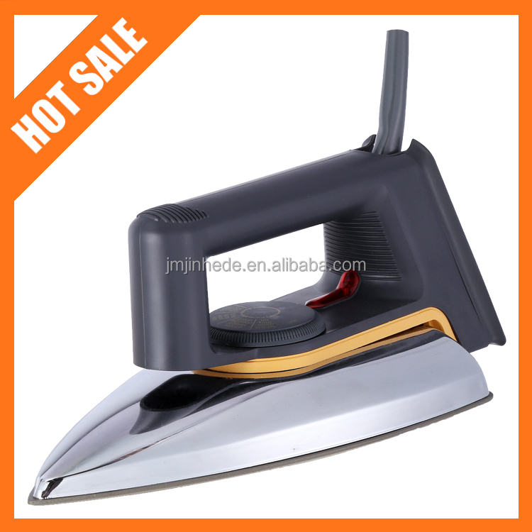 durable non-stick teflon soleplate coating HD1172 electric heavy duty dry Iron