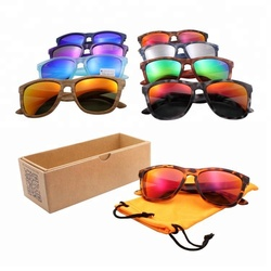 Unisex Custom Design Fishing Ce Italy OEM Cat.3 Mirror Uv400 Polarized Sunglasses