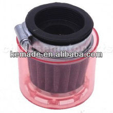 42mm air filter with plastic cover for 200cc250cc atv,dirtbike
