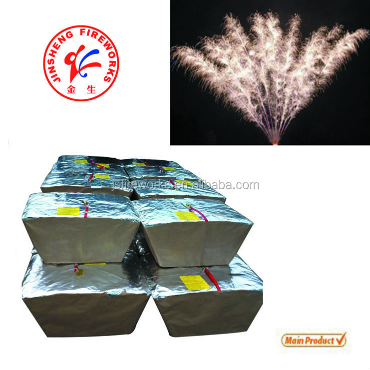 500gram 100S Fan Cake Firework For Sale